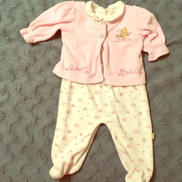 classic pooh Other - Pooh Bear Fleece outfit